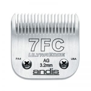 Andis 7F Steel Blade